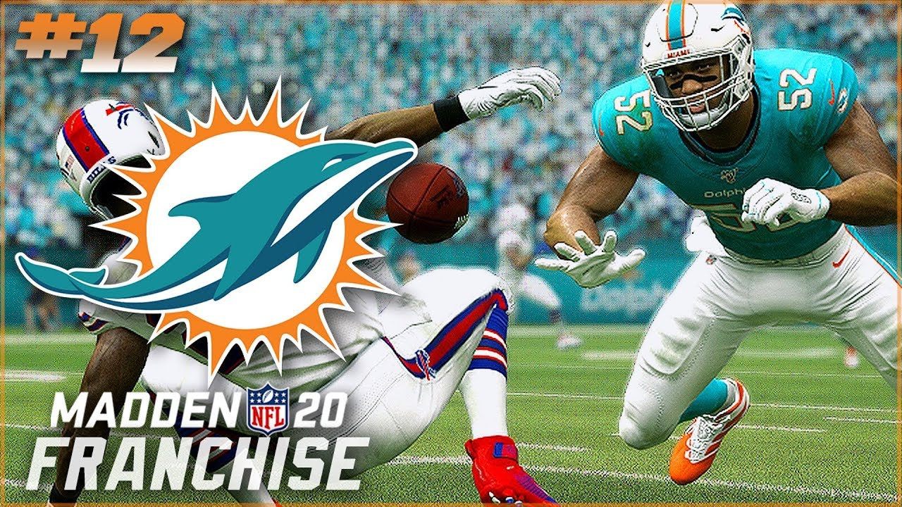 Madden 20 Miami Dolphins Franchise Ep. 12 | Huge Hit Changes the Game!