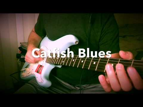 How To Play Catfish Blues On Guitar Pt. 1 - Electric Blues Guitar Lesson