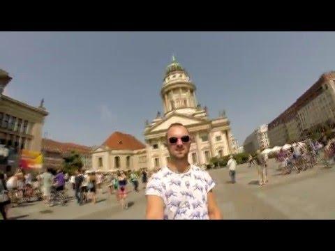 Berlin - Paris - Brussels trip!