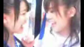 August 1st, 2007 Nacchan and Gussan play jankenpon, Nacchan recites...