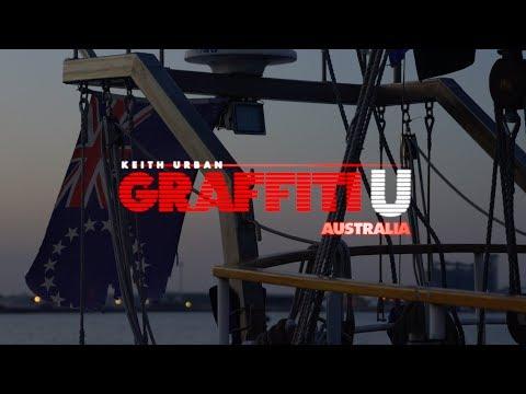GRAFFITI U WORLD TOUR AUSTRALIA
