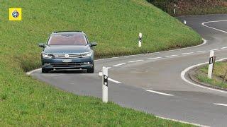 VW Passat Variant 2.0 TDI - Autotest