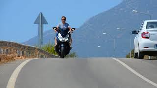YENİ Honda forza 250 kısa Yol Test #hondaforza250