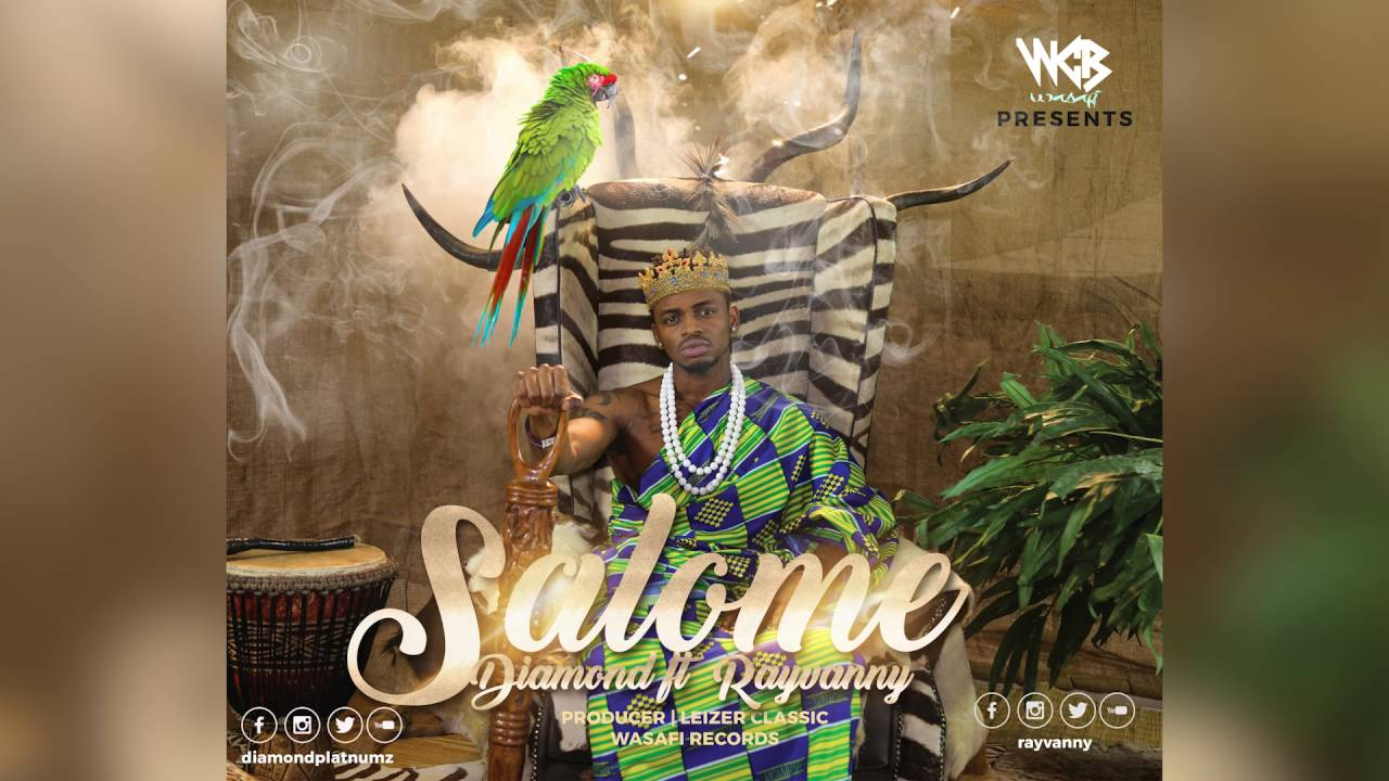 Download Diamond Platnumz ft Rayvanny Salome ( Traditional Official Audio )