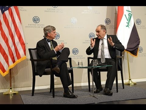(Arabic) Governance and Stability in Iraq - Deputy Prime Minister of the Republic of Iraq