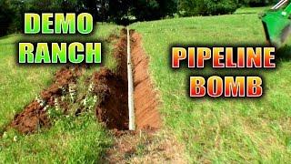 The Pipeline Bomb, 425lb RECORD!!!