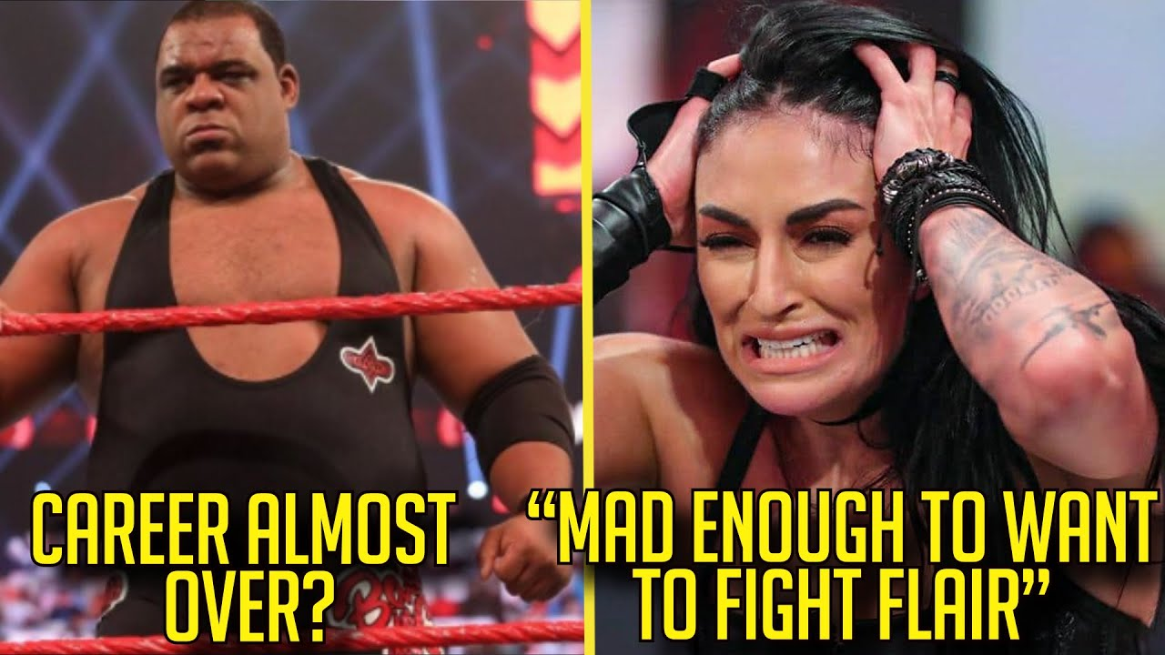 Sonya Deville FURIOUS With Charlotte Flair... Keith Lee Career Over Almost... CM Punk DEVALUED?