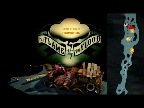 SECOND TIME'S A CHARM? | The Flame in the Flood - Part 2