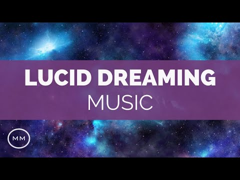 Lucid Dreaming Music - Fall Asleep Fast - Total Relaxation - Binaural Beats Sleep Music
