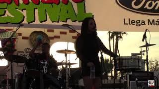 Shelly Lares Indio Tamale Fest 2017