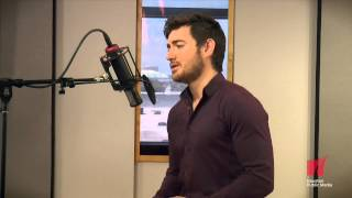 "Skyline Sessions: Emmet Cahill - ""Will Ye Go, Lassie Go?"" (or ""Wild Mountain Thyme"")"