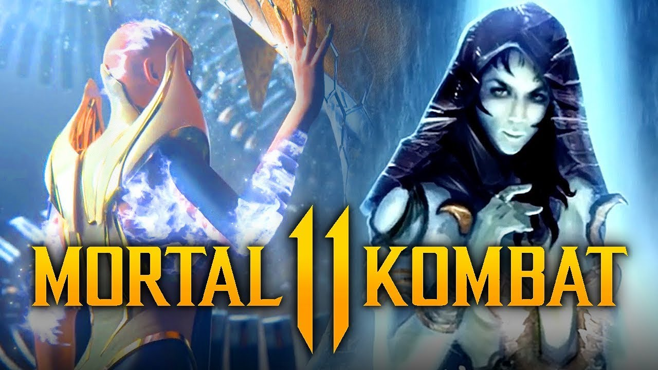 Mortal Kombat 11 - Kdo je nov lik, ki je bil nov-4156