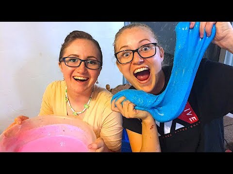 SLIME MAKING PARTY LIVE!