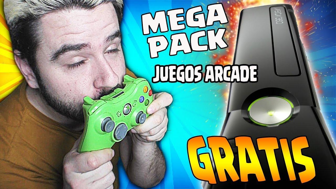 Juegos De Xbox 360 Arcade 9brito9 Youtube