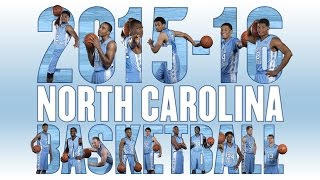 Carolina Basketball: Official 2015-16 Season Highlights