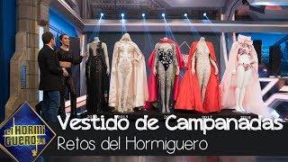Repasamos con Cristina Pedroche sus impresionantes vestidos de las Campanadas - El Hormiguero 3.0