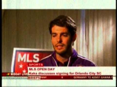 Kaka discusses signing for Orlando City SC