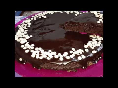 ام-وليد-وصفة-اسهل-كيكة-شوكولا-oum-walid -top-recette-de-cake-au-chocolat-rapide