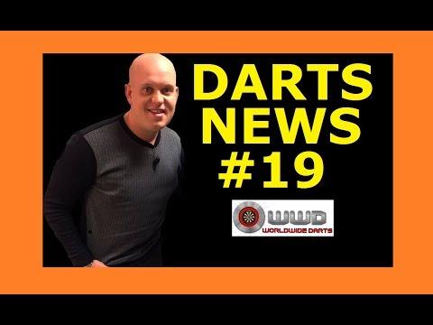 Darts News 19 - 2017 Las Vegas Darts Masters - DC X-Mas Shopping List