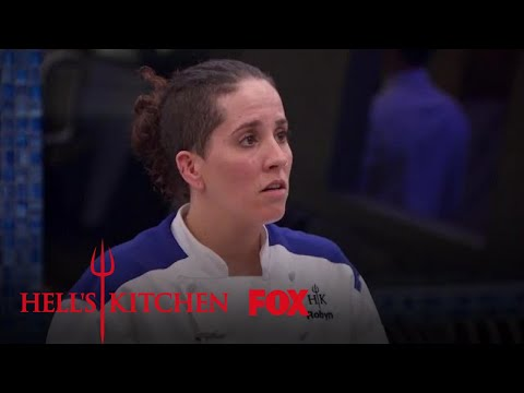 Robyn Messes Up The Order | Season 17 Ep. 11 | HELL'S KITCHEN: ALL STARS