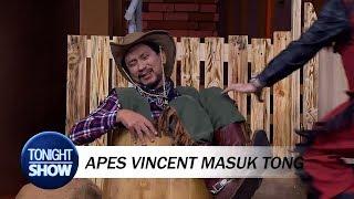 Lagi Asyik Cerita Vincent Masuk Tong