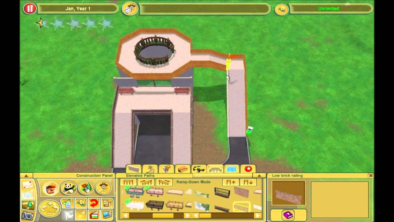 how to make a zoo tycoon 2