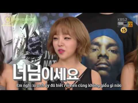 [VIETSUB]160910 JYP Nation on Weekly Entertainment