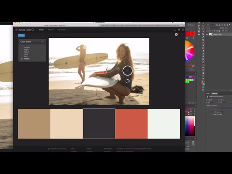 Commercial Color Grading With Sef McCullough | PRO EDU Photography Tutorial  Trailer