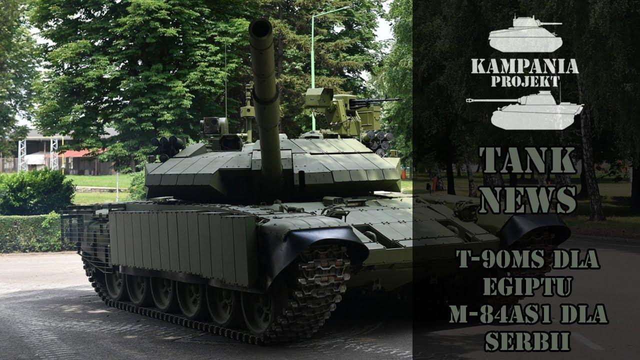 Tank News #16 - młodszy brat T-90?