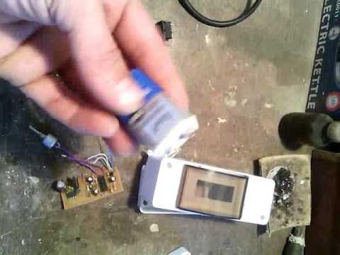 Из чего сделать металлоискатель в домашних условиях 200