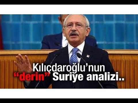 """Batuhan Yaşar : Kılıçdaroğlu'nun """"derin"""" Suriye analizi"""