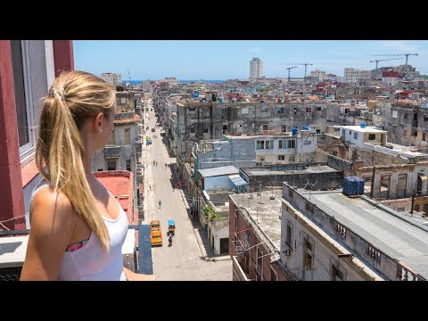 Neues Zu Hause In Havanna Auf Kuba - Backpacking Weltreise Video | VLOG #253