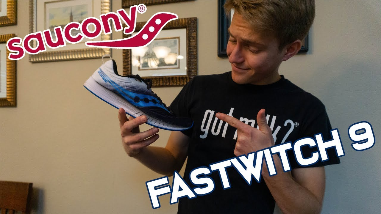 saucony fastwitch 6 running shoes review