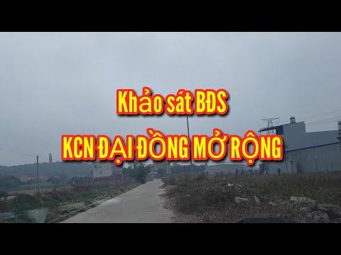 Khám phá BĐS ven KCN Đại Đồng MR - Đất Thổ cư Đông Lâu / Khảo sát bđs thực tế