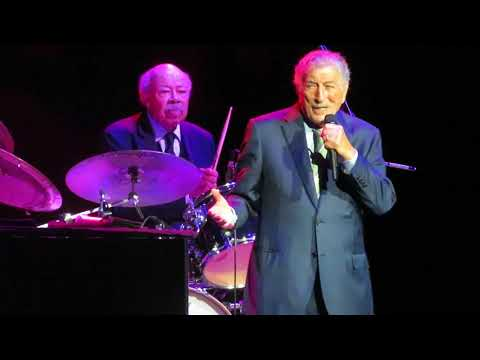 """Tony Bennett - """"Steppin' Out With My Baby"""" - Mohegan Sun - October 4, 2018"""