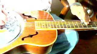 Squareneck Dobro Absolute Basic G Scales