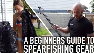 A Beginners Guide to Spearfishing Gear - Trailer