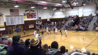 Minot High Basketball 2015