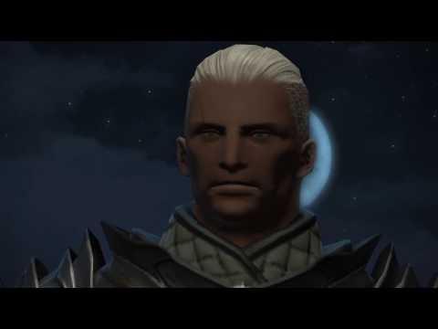 FINAL FANTASY XIV Baelsar's Wall The Griffin Boss Battle Dark Knight Clear