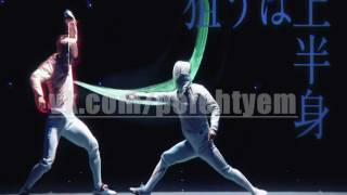#Пофехтуем ФЕХТОВАНИЕ на САБЛЕ по-Японски| #gofence FENCING on a SABRE by Japanese
