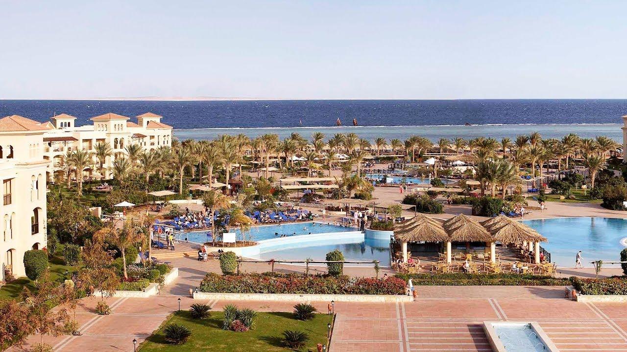 Отель Jaz Mirabel Beach 5 видео экскурс
