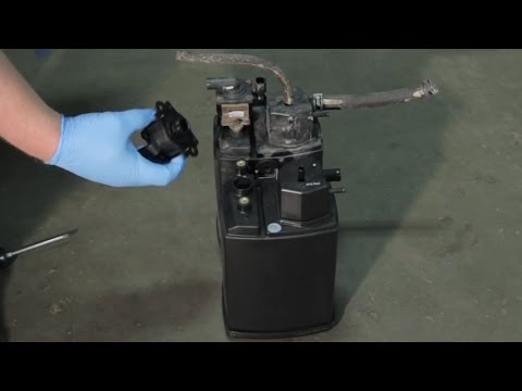 Intermotor Evap Canister Replacement Youtube