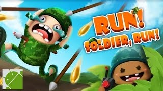 Run! Soldier Run! - Android Gameplay HD