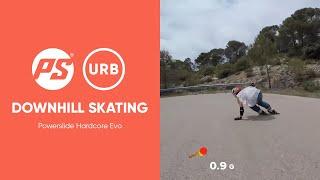 Finest HARDCORE EVO Downhill skating