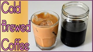 Cold Brewed Coffee - Cheap Iced Mocha