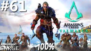Zagrajmy w Assassin's Creed Valhalla PL (100%) odc. 61 - Skarb Brytanii