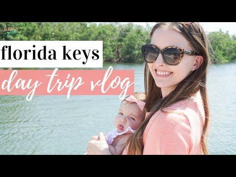 FLORIDA KEYS VLOG ☀️ | ISLAMORADA FISH COMPANY | Kayla Buell
