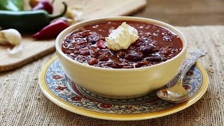 How to Make The Best Chili | Chili Recipes | AllRecipes