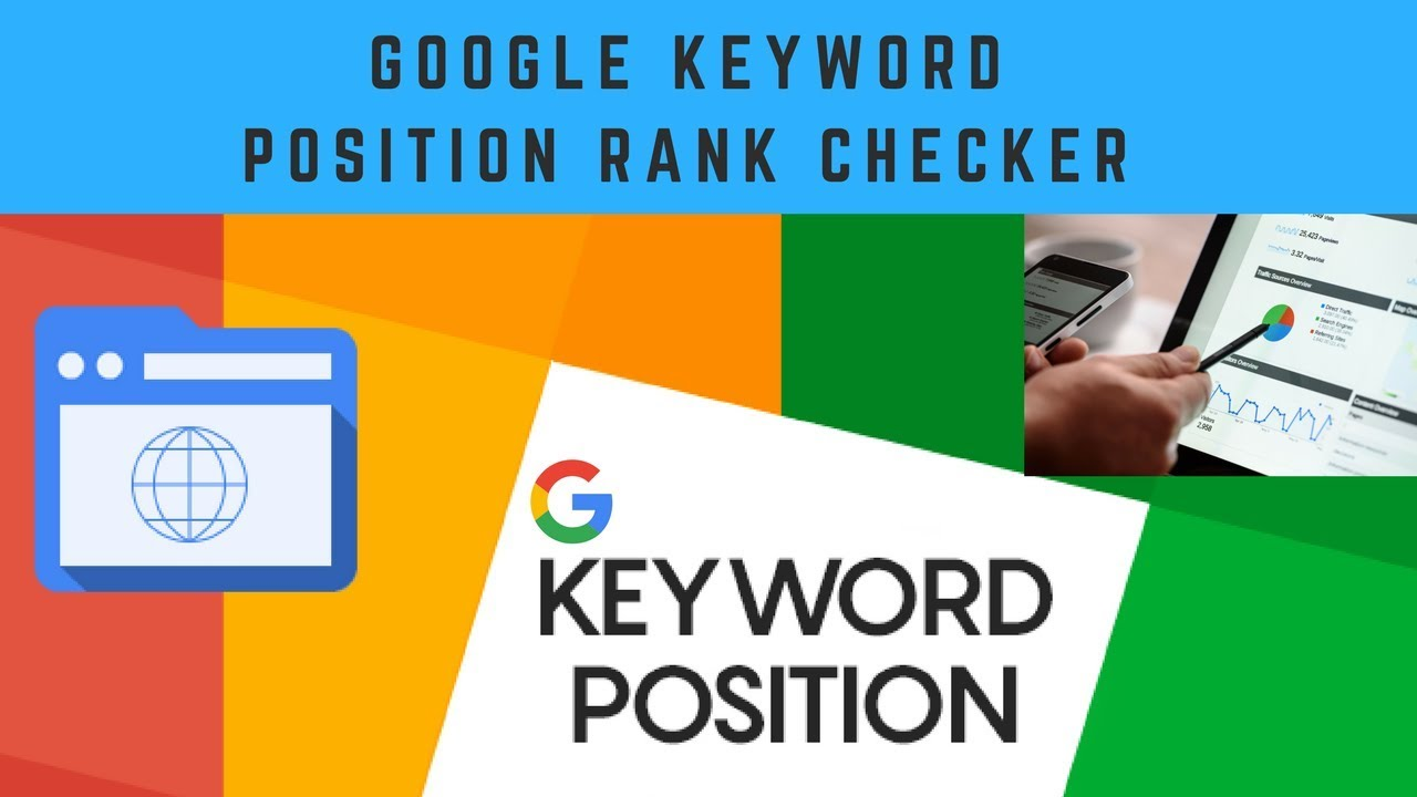Google Keyword Position Checker | Free Keyword Rank Checker | How ...