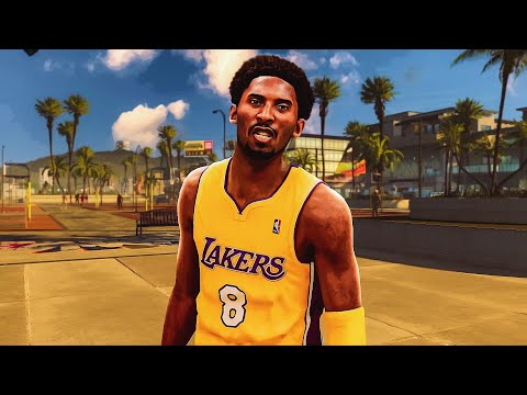 """KOBE BRYANT """"FINESSE FINISHER"""" BUILD is OVERPOWERED in NBA 2K21 (SUPER RARE) 